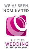 Wedding Industry Award 2012