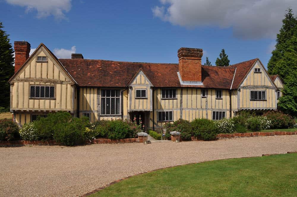 Cain Manor – Paula & Jonathan