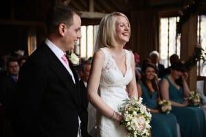 Peachy, pink prettiness. Kathryn Reid & David Beasley Wedding @ Cain Manor 12th April 2013