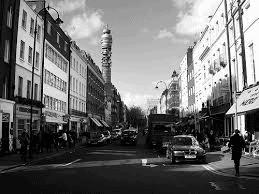 Charlotte Street London W1
