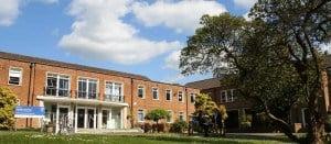 woolmer Hill School - schoolfront