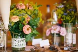 simple table vase